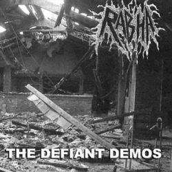 RAB'HA - The Defiant Demos CD-R
