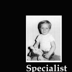 "GARY MUNDY – ""Specialist Fabricator"" Chapbook"