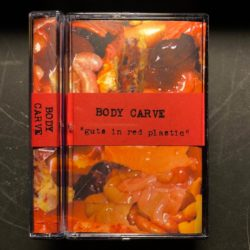 BODY CARVE – Guts in Red Plastic CS