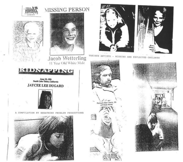 VARIOUS ARTISTS – Missing and Exploited Children 2LP