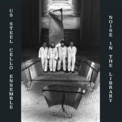 U.S. STEEL CELLO ENSEMBLE – Noise In the Library LP