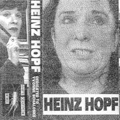 HEINZ HOPF – Dedicated to Yvonne Schaloske CS