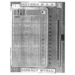 ROTERA B.A.G. - Cobalt Stall CS