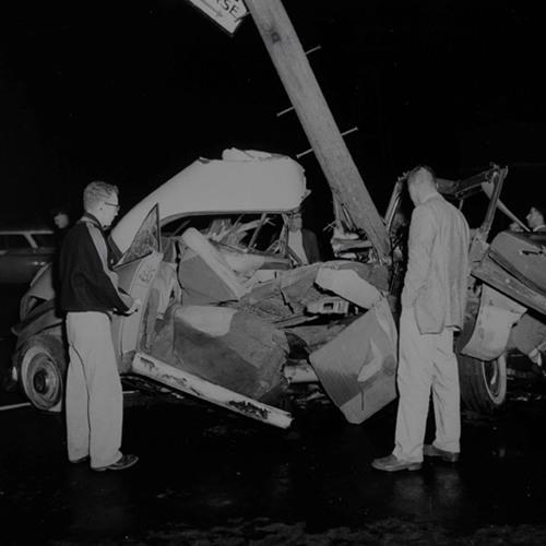 CRASH AT EVERY SPEED – Vehicular Manslaughter LP