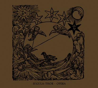 IUGULA-THOR – Opera CD