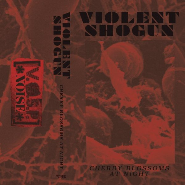 VIOLENT SHOGUN – Cherry Blossoms at Night CS