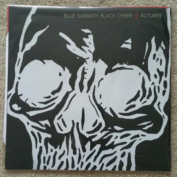 BLUE SABBATH BLACK CHEER / ACTUARY LP