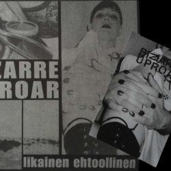 BIZARRE UPROAR - Likainen Ehtoollinen LP
