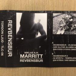 NIKLAS A.H. MARRITT – Revbensbur CS