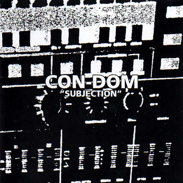 CON-DOM – Subjection CD