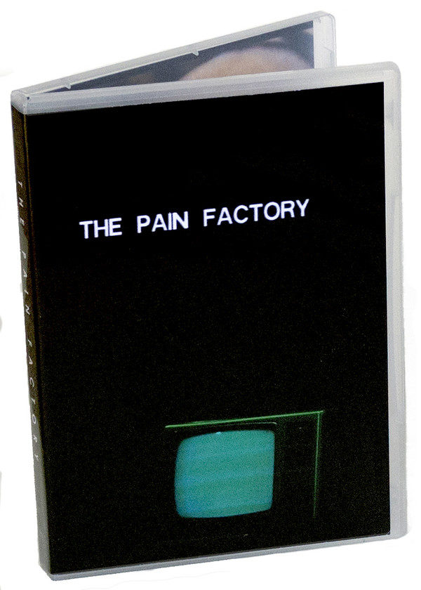 THE PAIN FACTORY 4DVD