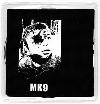 "MK9 – Resist 3"" CD-R"