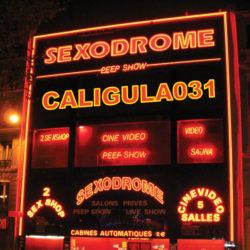 """CALIGULA031 – Sexodrome 7"""""""