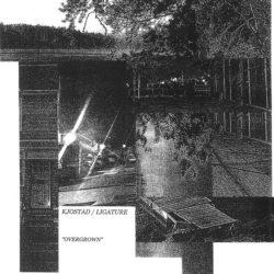 KJOSTAD / LIGATURE – Overgrown LP