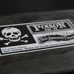 VARIOUS ARTISTS – Poison Vol. II CS Box