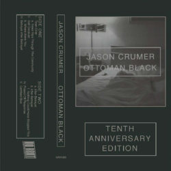 JASON CRUMER – Ottoman Black CS