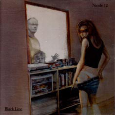 NICOLE 12 – Black Line CD
