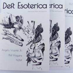 DEFT ESOTERICA #1