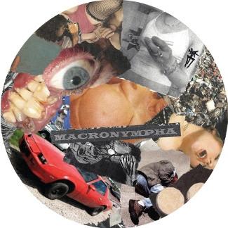 MACRONYMPHA / KAKERLAK 12″ Picture Disc
