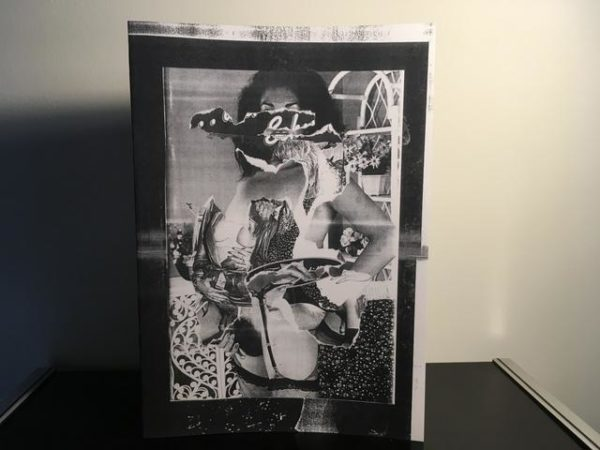 "MANUEL PEREIRA – ""Slice of Cunt"" Zine"
