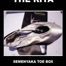 THE RITA / GAMIANI – Semenyaka Toe Box / De Saint-Ange Thigh High CS