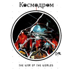 KOSMODROM – The War of the Worlds CD