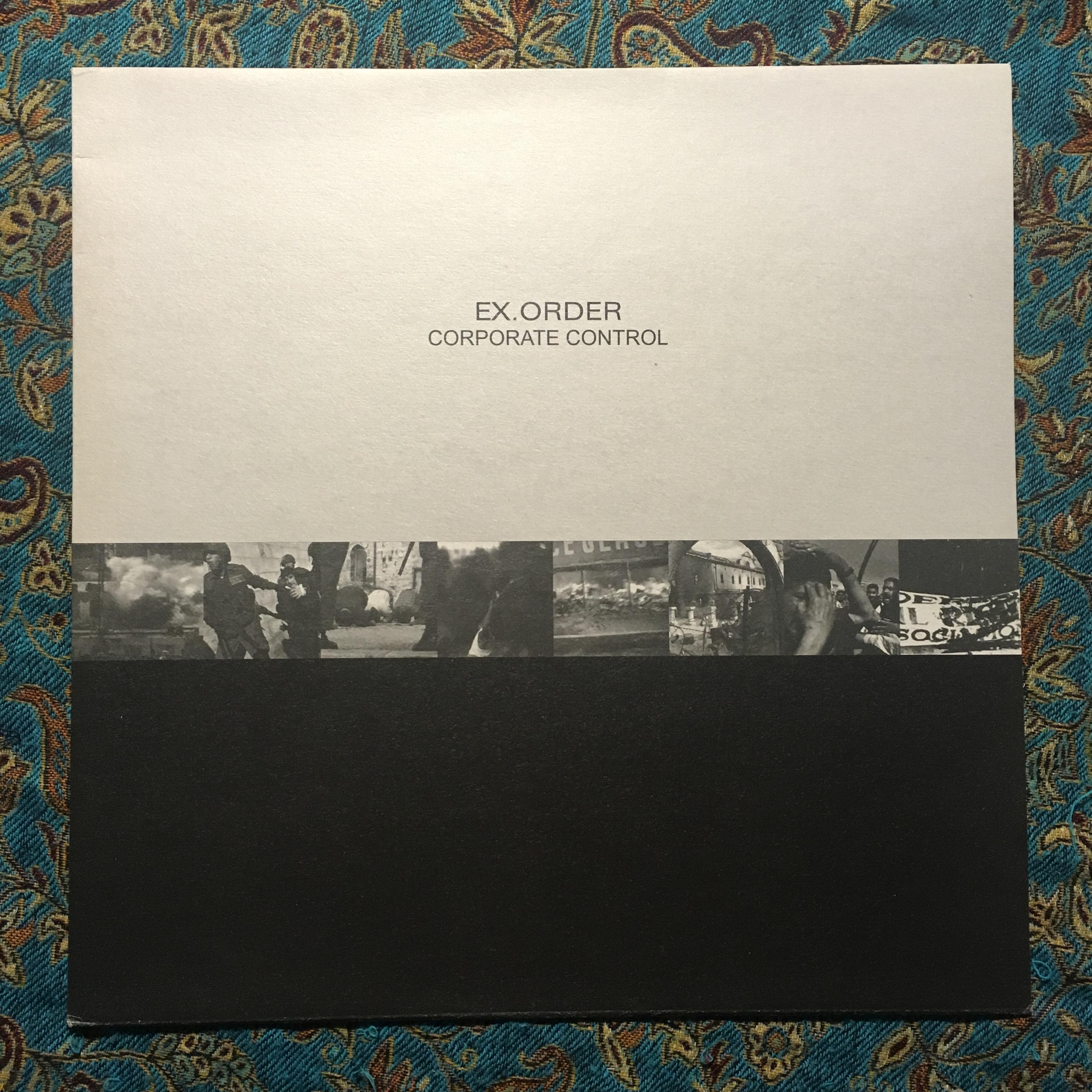 EX.ORDER – Corporate Control LP (VG+/NM)