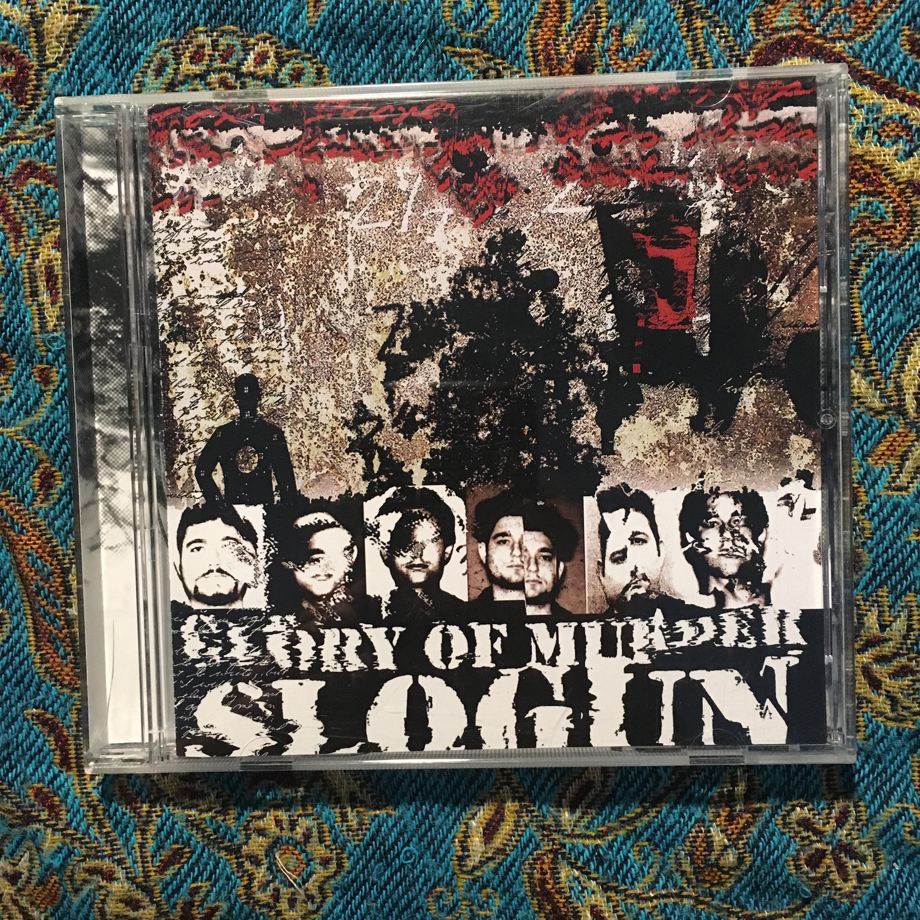 SLOGUN – Glory of Murder CD