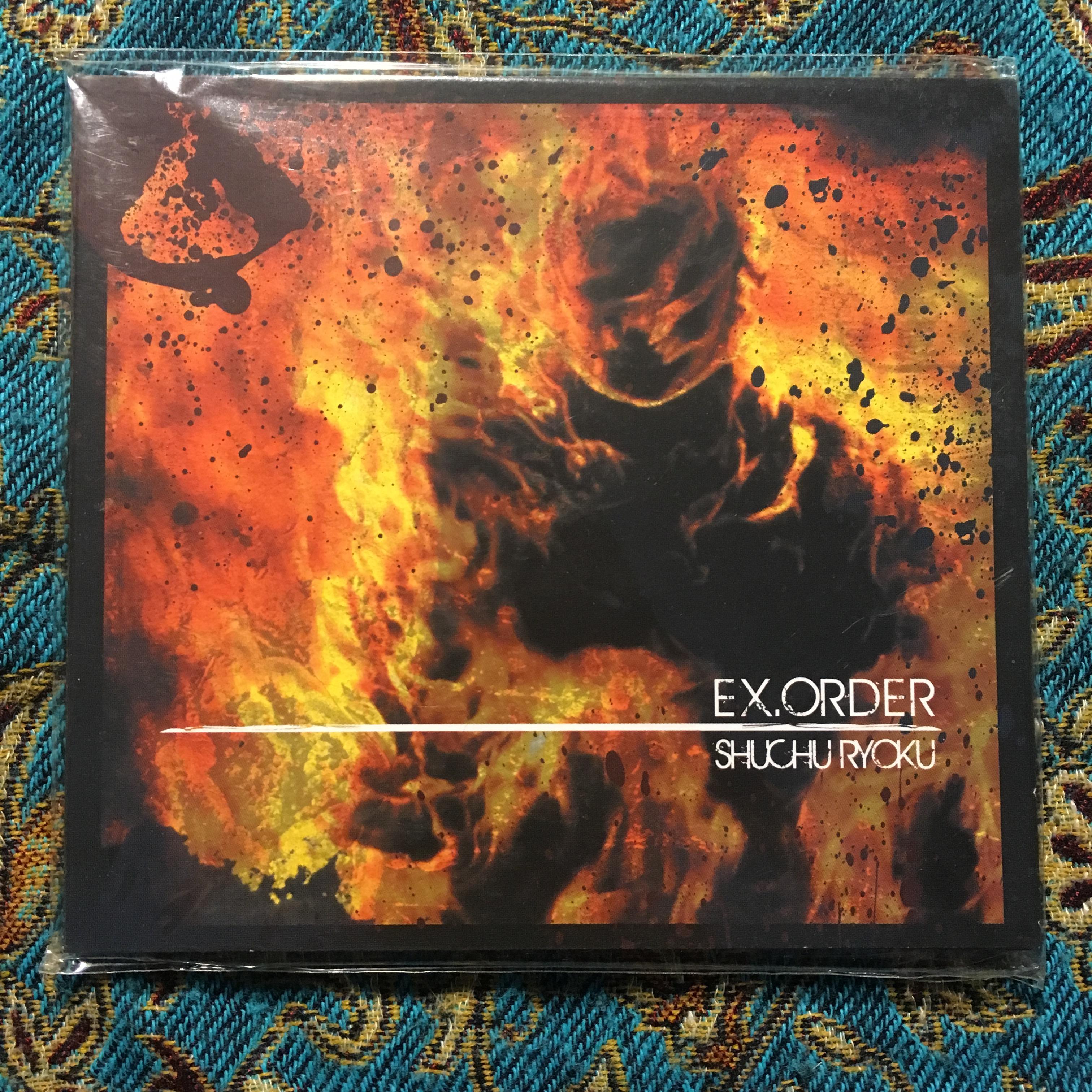 EX.ORDER – Shuchu Ryoku CD