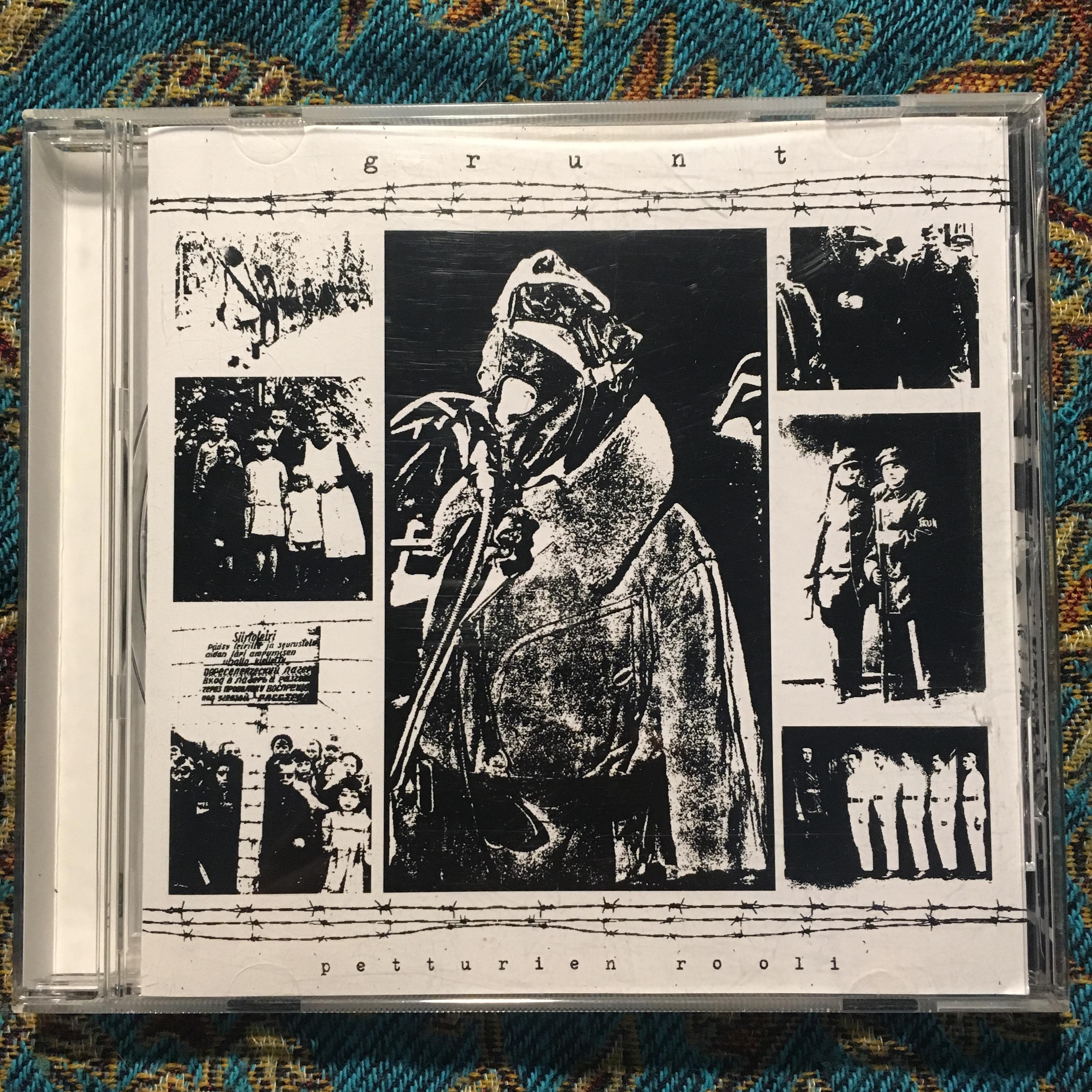 GRUNT – Petturien Rooli CD
