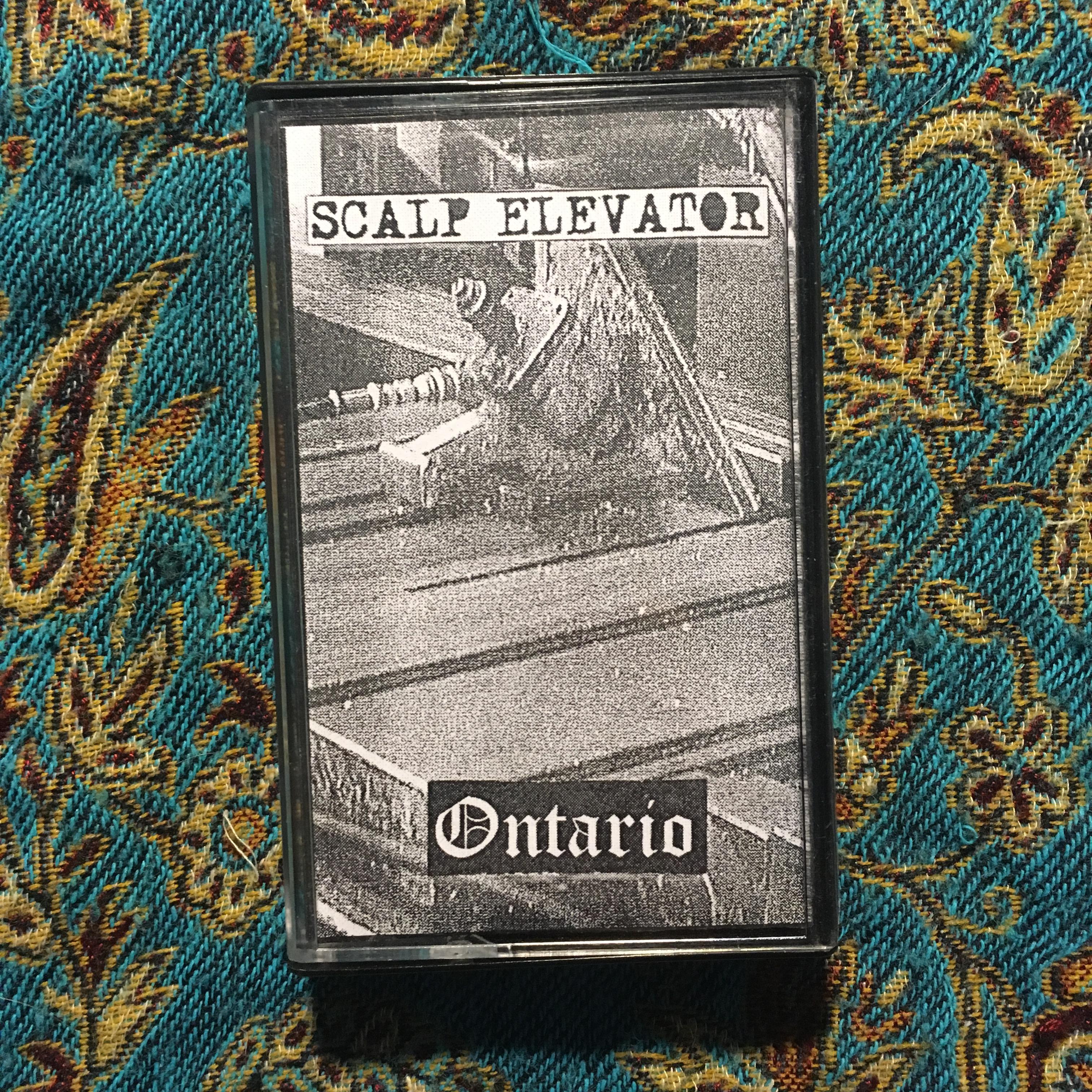 SCALP ELEVATOR – Ontario CS