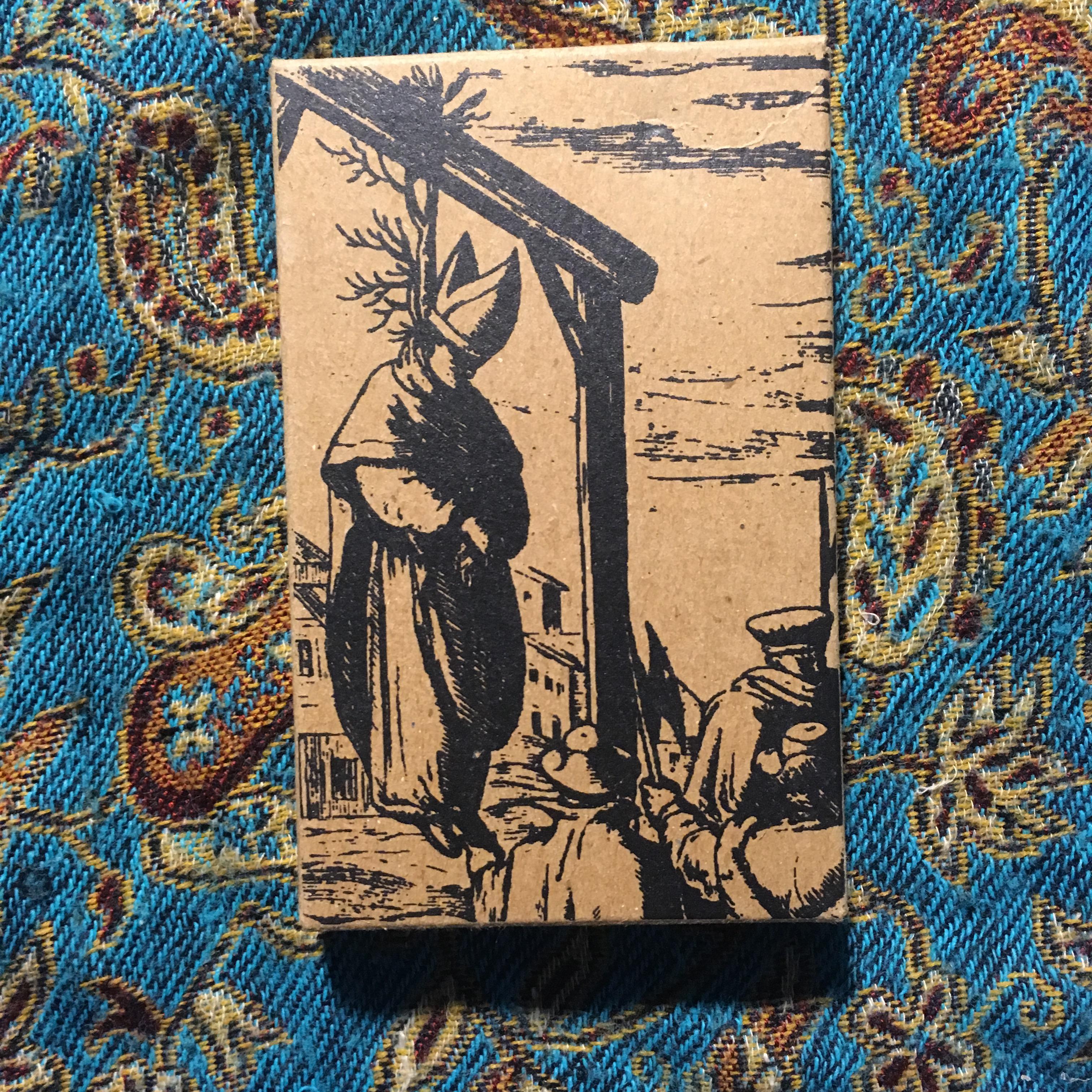 TREPANERINGSRITUALEN – Martyrium CS